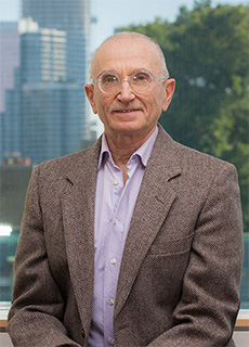 Dr. Nelson Wiseman, Ph.D., Director of the Canadian Studies Program, Political Science, U of T