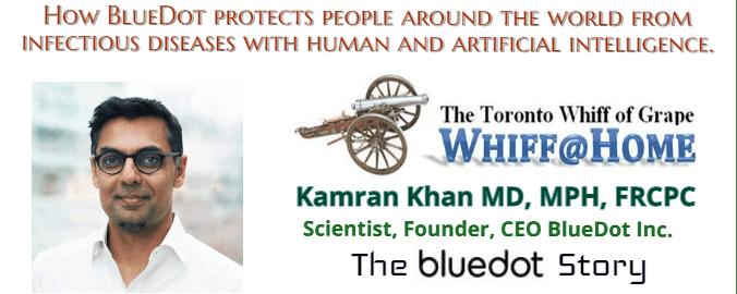 Kamran Khan MD, MPH, FRCPC